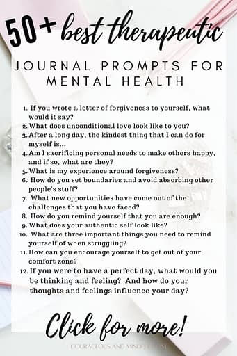 50+-best-therapeutic-journal-prompts-for-mental-health