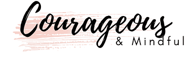Courageous & Mindful Logo